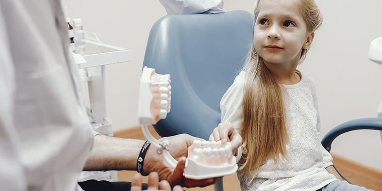 Odontopediatría en Granada