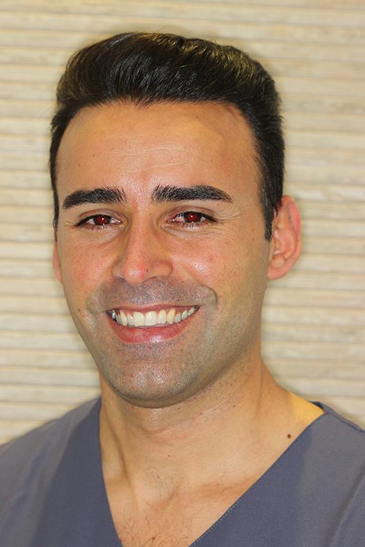 Juan de Dios Clinica dental Palmudent